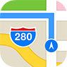 Apple Map logo