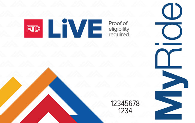 LiVE MyRide Discount Card