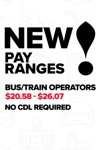 operators pay ranges