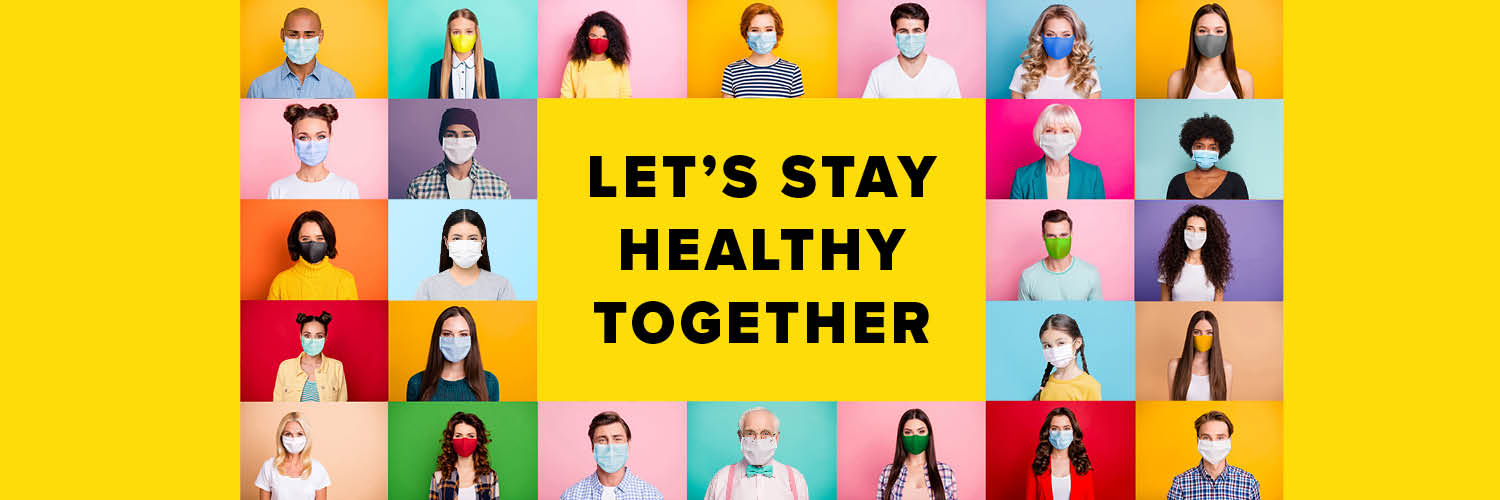 Let's Stay Healthy Together