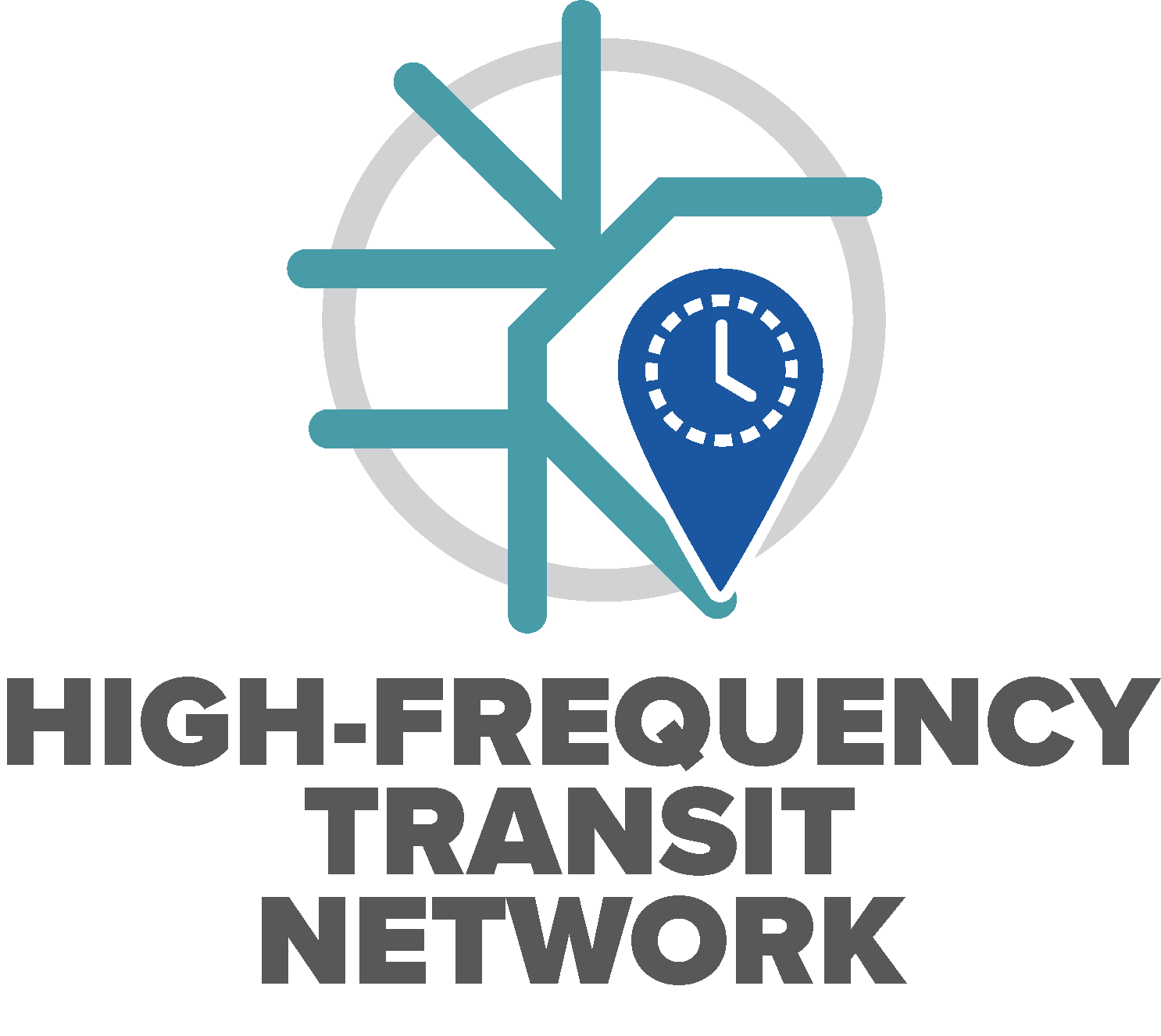 high frequency transit network