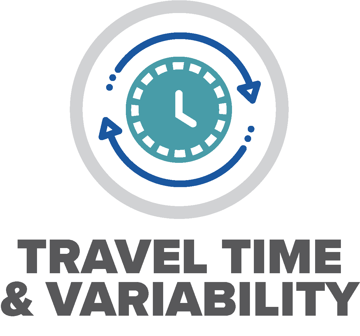 travel time and variability