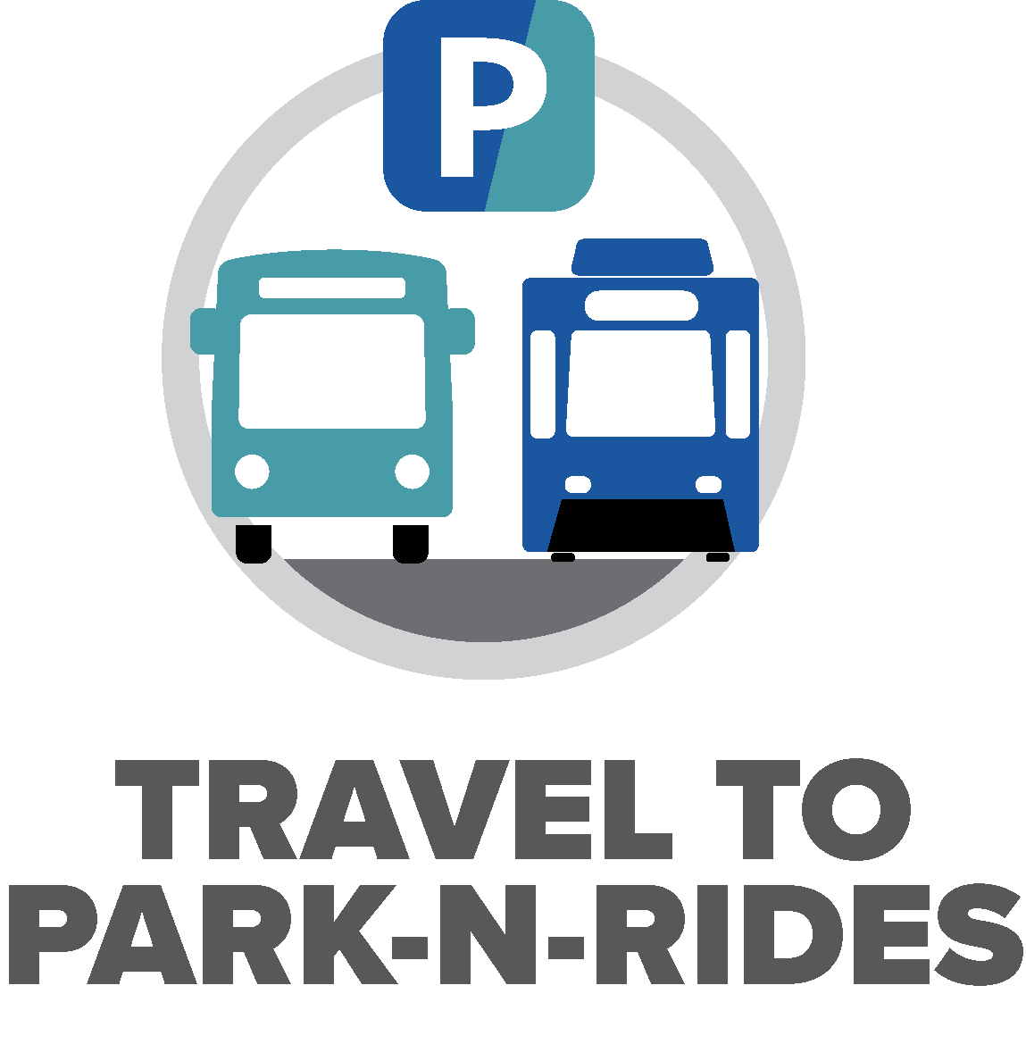 travel to park and rides