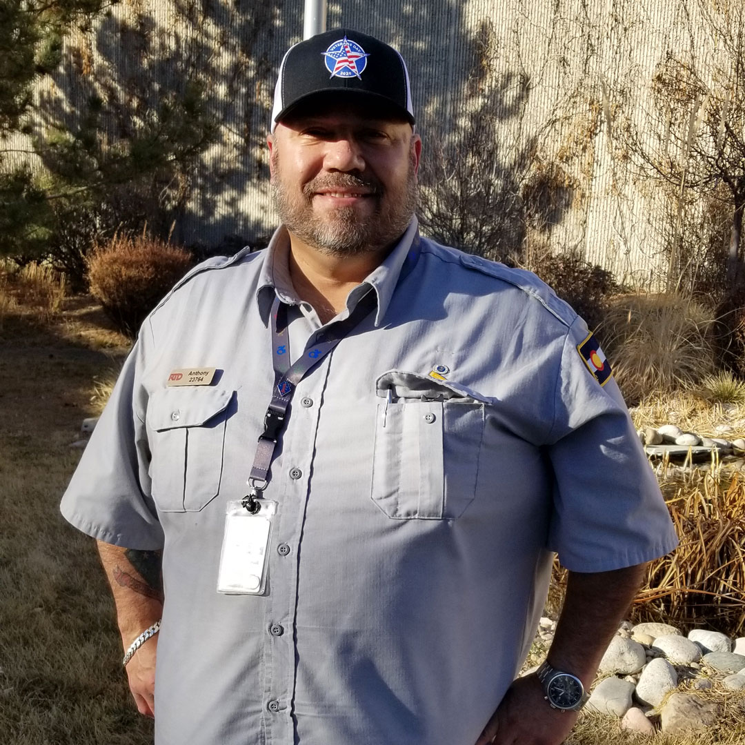 Anthony Rangel, Operator of the Month
